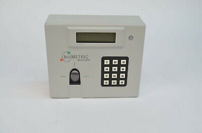 Biometric Identification Veriprint V21002m Fingerprint Scanner Reader No Mount
