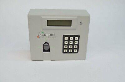 Biometric Identification Veriprint V21002m Fingerprint Scanner Reader No Mount