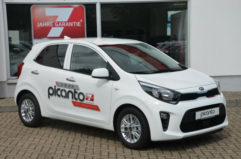 Kia Picanto 1.0 Dream-Team Edition Navi