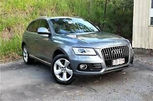 2013 Audi Q5 3.0DT, Low kms, Tidy, Books! Everton Hills Brisbane North West Preview
