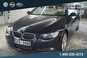 BMW 3 Series Cabriolet 2 portes 335i, Traction arrière