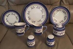 60+ Piece Dinner Set - Only used once! Rooty Hill Blacktown Area Preview