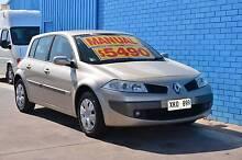 2006 Renault Megane Hatchback Blair Athol Port Adelaide Area Preview