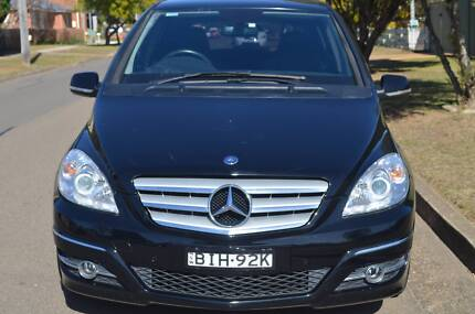 2008 Mercedes-Benz B200 TURBO AUTO,AIR,STEER,LOW KM'S CHEAP CHEAP Pendle Hill Parramatta Area Preview