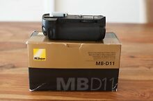 Genuine Nikon Battery Grip MB-D11 For Nikon D7000 Coogee Eastern Suburbs Preview