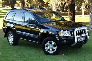2008 JEEP GRAND CHEROKEE LAREDO! 4X4, WH TD 3.0L V6 Auto Welshpool Canning Area Preview