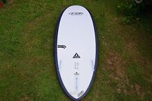 "UNUSED NEW SURFBOARD $530 OFF!! HS Hypno Krypto Future Flex 5'8"" Coolangatta Gold Coast South Preview"