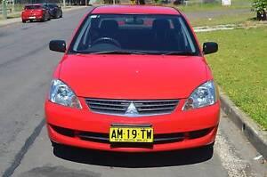 2006 Mitsubishi Lancer MANUAL,AIR,STEER,BOOKS,REGO CHEAP CHEAP Pendle Hill Parramatta Area Preview