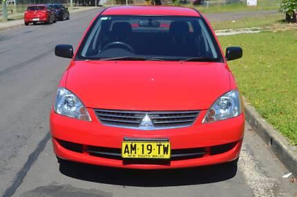 2006 Mitsubishi Lancer MANUAL,AIR,STEER,BOOKS,REGO CHEAP CHEAP