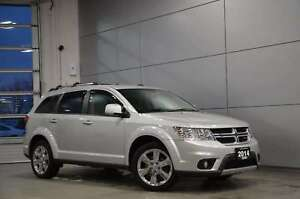 2014 Dodge Journey SXT - One Owner, Clean CarProof, DVD, NAV
