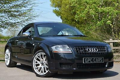 Audi TT Coupe 3.2 ( 250ps ) DSG Quattro | Full Service History | Ivory Leather