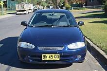 2000 Mitsubishi Mirage Hatchback AUTO,AIR,STEER,REGO CHEAP CHEAP Pendle Hill Parramatta Area Preview
