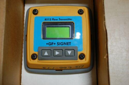 +GF+ Signet 3-8512 Flow Transmitter
