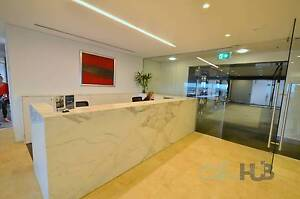 Brisbane Golden Triangle - Private office for 5 people-City views Brisbane City Brisbane North West Preview