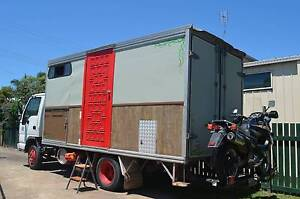 WANTED! patch of land to set up small lean to and park housetruck Tweed Heads Tweed Heads Area Preview