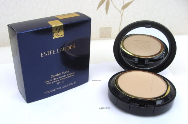 Estee Lauder Double Wear Stay In Place Powder Make Up S.P.F.10 Desert Beige -2N1