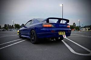 UP FOR SALE: 2002 NISSAN 200SX SILVIA S15 P-PLATE LGEAL Liverpool Liverpool Area Preview
