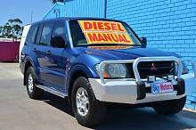 2000 Mitsubishi Pajero Wagon TURBO DIESEL-MASSIVE CLEARANCE SALE! Enfield Port Adelaide Area Preview