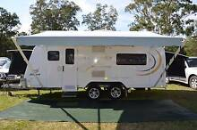 JAYCO 2011 POP TOP EXPANDA 17.56-2ML UNDERSLUNG AXLE & FULL ANNEX Blacksmiths Lake Macquarie Area Preview