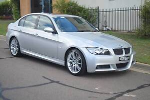 2006 BMW 323i FULL LOG BOOKS, LOW KM, AUTO,AIR,STEER,REGO CHEAP Pendle Hill Parramatta Area Preview