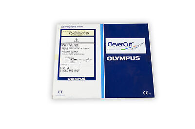 Out-of-date Olympus Disposable Sphincterotome - Kd-210q-3025