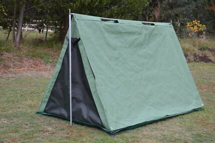 CANVAS PUP TENT AUSTRALIAN MADE | C&ing u0026 Hiking | Gumtree Australia Yarra Ranges - Mooroolbark | 1125216553 & CANVAS PUP TENT AUSTRALIAN MADE | Camping u0026 Hiking | Gumtree ...