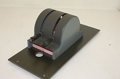 Filnor Knife Switch G-112084 Double Unit With Cover 250vdc480vac 100a