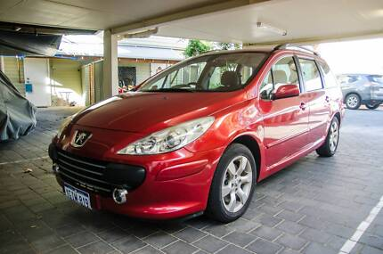 2007 Peugeot 307 hdi XSE Fremantle Fremantle Area Preview