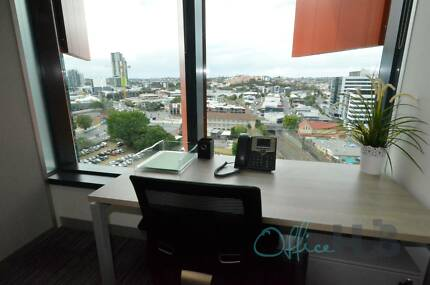 Fortitude valley - Private office for 2 people with natural light Fortitude Valley Brisbane North East Preview