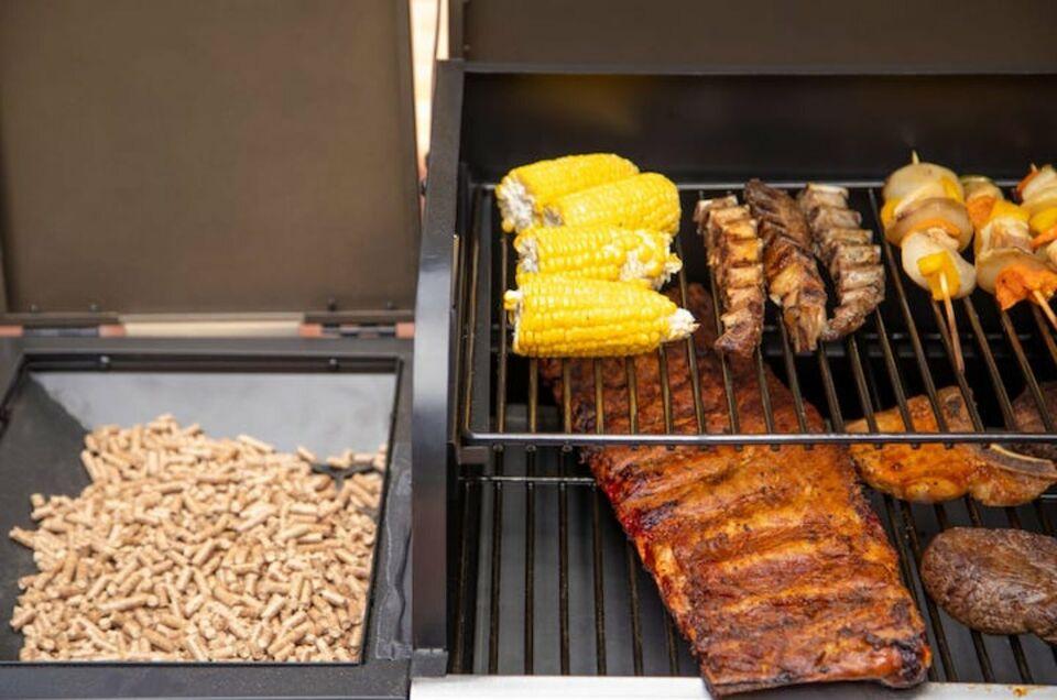 10kg GRILL-Pellets - 100% BUCHE - zum grillen, smoken, räuchern! in Ellingen