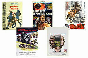 PLANET-OF-THE-APES-FILMS-SET-OF-5-A4-POSTER-PRINTS-1