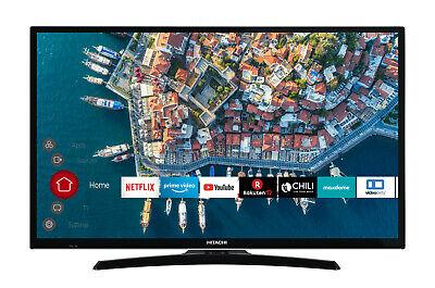 Hitachi F32E4000 Fernseher 32 Zoll Full HD Triple Tuner Smart TV PVR Bluetooth