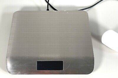 Postage Scale Stamps.com 5lb 5 Pound Usb Shipping Weight