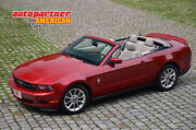 Ford Mustang Cabrio 3,7l 2011,Pony  Pack.,Premium,18""