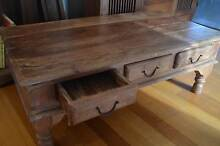 Indian coffee table Collaroy Manly Area Preview