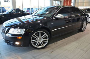 2007 Audi S8 **RARE**S8**VERY WELL MAINTAINED**V10**