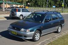 1997 Suzuki Baleno GTX  MANUL,1.8LT,AIR,STEER,REGO,CHEAP Pendle Hill Parramatta Area Preview