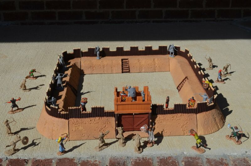 TSSD Roman Marching Fort or Camp TS139