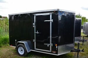 2018 Interstate 6x10 Cargo Trailer
