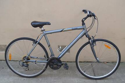 "Mongoose Mens Hybrid Bike 27"" Like New Excellent Condition Bentleigh East Glen Eira Area Preview"