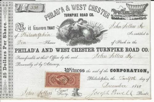 1865 PENNSYLVANIA Philad