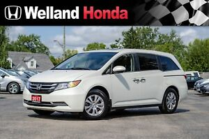 2017 Honda Odyssey EX-L w/RES - NO ACCIDENTS| ONE OWNER