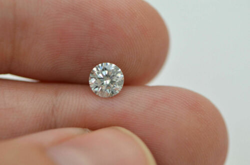 LOOSE LAB GROWN DIAMOND J COLOR SI1 CLARITY 0.49 TOTAL CARAT WEIGHT