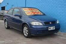 2002 Holden Astra Hatchback Blair Athol Port Adelaide Area Preview