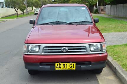 2000 Toyota Hilux Ute AUTO,AIR,STEER,REGO CHEAP CHEAP CHEAP