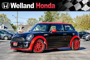 2013 MINI Cooper John Cooper Works - AWD| WINTER TIRE PACKAGE