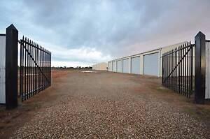 Lockhart Self Storage,Extra Large Storage Riverina $35/week Lockhart Lockhart Area Preview