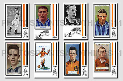BLACKPOOL - CIGARETTE CARD HISTORY 1900-1939 - Collectable postcard set # 3