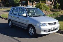 2000 Mazda 121 Hatchback LOW KM,AUTO,AIR,STEER,REGO,CHEAP CHEAP Pendle Hill Parramatta Area Preview