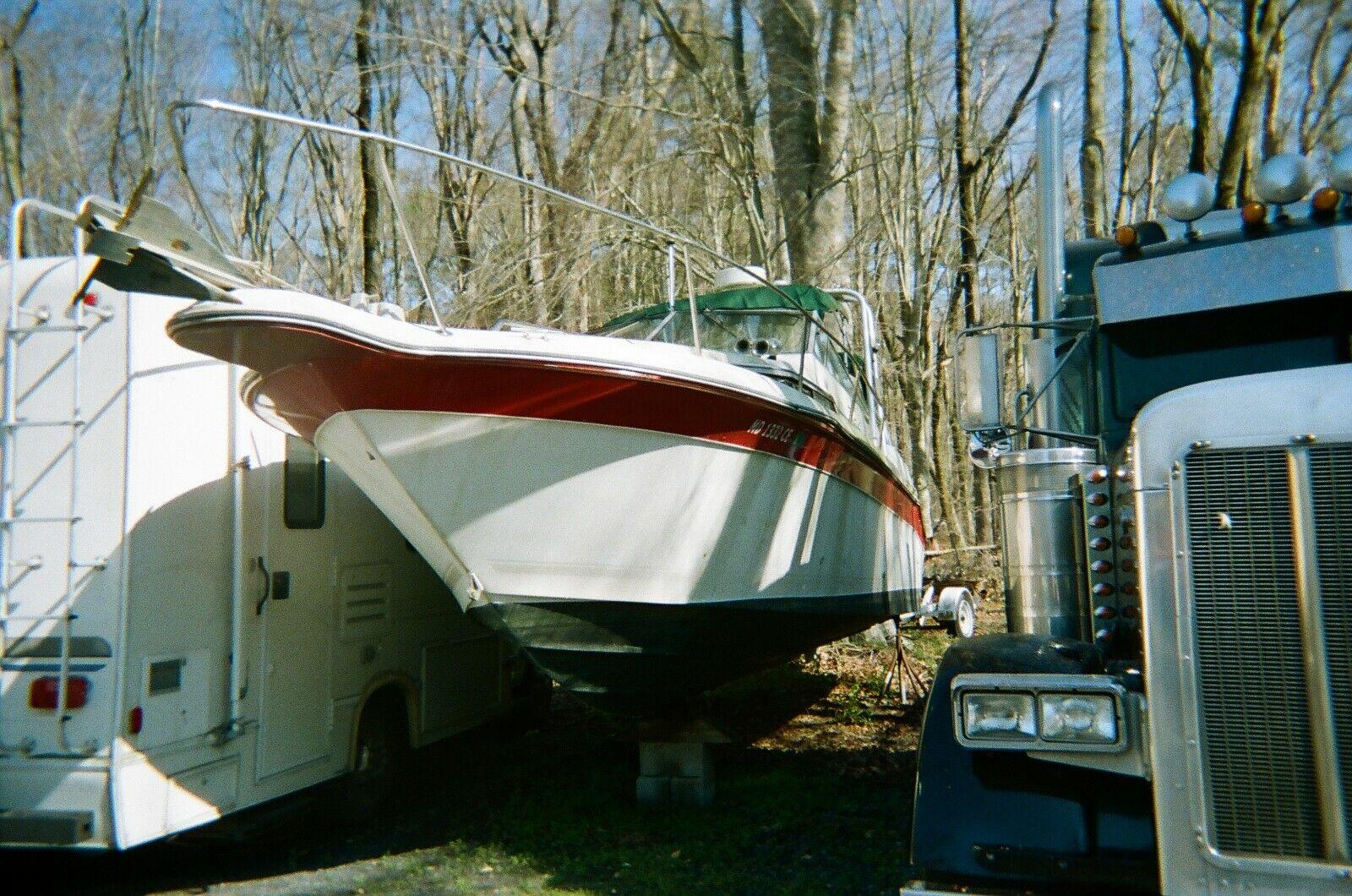 1989 Sea Ray Sundancer 27' Cabin Cruiser - Maryland